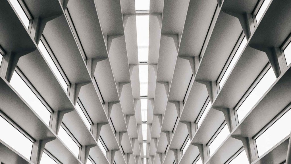Architectural Steel Ceiling
