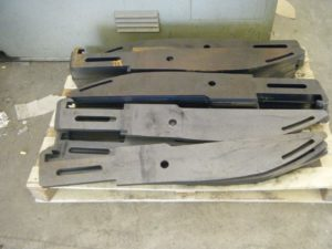 Thick Mild Steel Laser Cutting